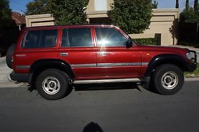 Toyota Landcruiser GXL (4x4) (1997) 4D Wagon 4 SP Automatic 4x4 (4.5L -...