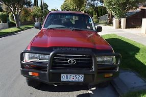 Toyota Landcruiser GXL (4x4) (1997) 4D Wagon 4 SP Automatic 4x4 (4.5L -... image 2