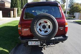 Toyota Landcruiser GXL (4x4) (1997) 4D Wagon 4 SP Automatic 4x4 (4.5L -... image 4