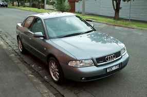 2001 Audi A4 1.8 Turbo Quattro 5sp Manual