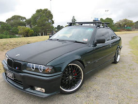 BMW E36 318is (1995) 2D Coupe 5 SP Genuine Mtech Manual M3Bodykit & UPGRADES!! image 1