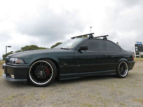 BMW E36 318is (1995) 2D Coupe 5 SP Genuine Mtech Manual M3Bodykit & UPGRADES!! image 2