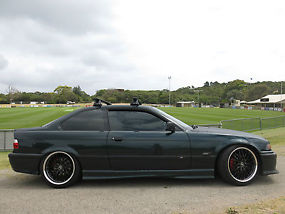 BMW E36 318is (1995) 2D Coupe 5 SP Genuine Mtech Manual M3Bodykit & UPGRADES!! image 4