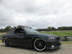 BMW E36 318is (1995) 2D Coupe 5 SP Genuine Mtech Manual M3Bodykit & UPGRADES!! image 7