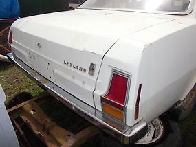 Leyland P76 Deluxe Sedan, 1974, V8, 3spd man., motor runs well, orig solid car image 6