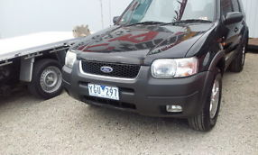 Ford Escape XLS (2001) 4D Wagon 4 SP Automatic (3L - Multi Point F/INJ) 5 Seats
