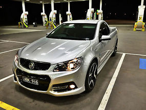 2013 Holden Commodore SSV Redline Ute WALKINSHAW 20
