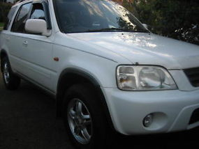 Honda CRV (4x4) Sport (1999) 4D Wagon 4 SP Automatic 4x4 (2L - Multi Point...