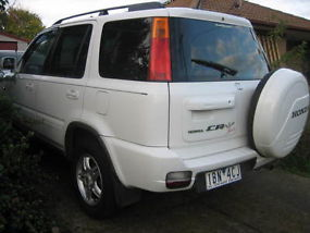 Honda CRV (4x4) Sport (1999) 4D Wagon 4 SP Automatic 4x4 (2L - Multi Point... image 2