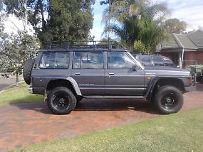 Nissan Patrol 1993 LWB Lifted Engineered