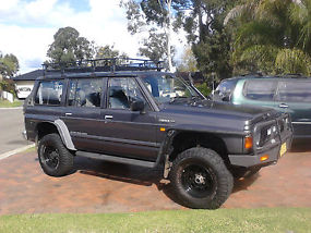 Nissan Patrol 1993 LWB Lifted Engineered image 1