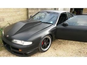 Nissan 200sx V8 chevy small block 5.7ltr drift car, track car hot rod image 5