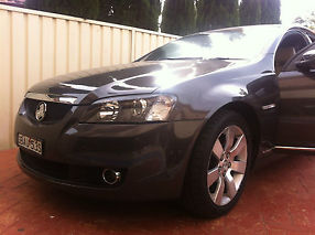 Holden Calais V (2006) 4D Sedan 6 SP Automatic (6L - Multi Point F/INJ) 5 Seats