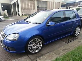 2006 VW Volkswagen Golf R32 5 door Hatchback Auto DSG Sunroof AIR (not GTI) MK5 image 1