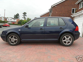 VW GOLF 1.9TDI SE PD LOADS OF HISTORY DRIVEN BY ME SINCE NEW image 4