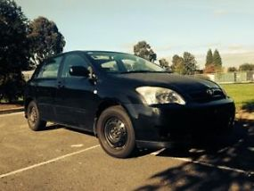 Toyota Corolla Ascent (2005) 5D Hatchback 4 SP Automatic (1.8L - Multi... image 5