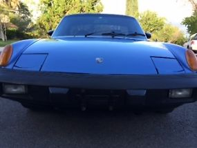 Porsche 914 Rare Anocan Blue 1976 last year low production image 7