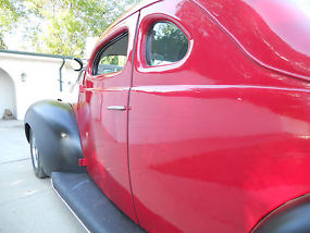 1939 Ford coupe all steel chopped hot rod Nice driver image 7
