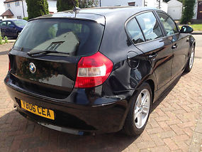 BMW 118D SPORT M PACK FSH 2 OWNER 4 NEW TYRES VGC  image 2