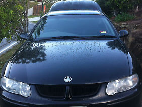Holden Commodore VU Ute Factory BlackWith Safety Certificate /RWC/REGO image 4