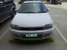 Ford Laser 2001 - Auto image 1