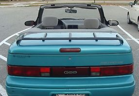1993 Geo Metro LSi Convertible 2-Door 1.0L- Automatic - Only 107k Miles image 2