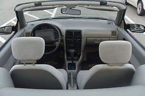 1993 Geo Metro LSi Convertible 2-Door 1.0L- Automatic - Only 107k Miles image 4