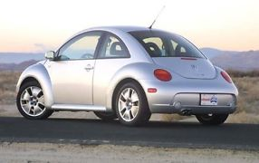 volkswagen beetle 2002 mint condition only 25 000 miles. Black Bedroom Furniture Sets. Home Design Ideas