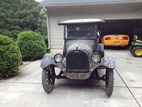 1920 Chevrolet Model 490 Touring, antique, vintage, barn find,project, rat rod, image 1