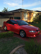 Holden Commodore SS (2001) 4D Sedan Automatic (5.7L - Multi Point F/INJ) 5 Seats