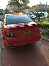 Holden Commodore SS (2001) 4D Sedan Automatic (5.7L - Multi Point F/INJ) 5 Seats image 3