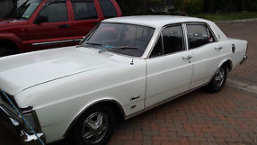 ford xy fairmont 1971 image 3