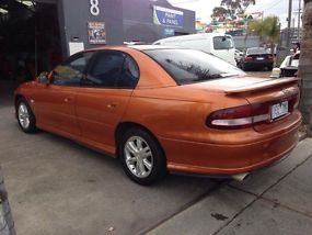 Holden Commodore Supercharged Vt