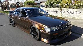 Nissan Laurel C33 Drift Jdm Stance Retro