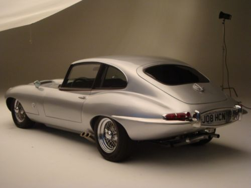 1969  E-Type Coupe