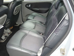 2002 RENAULT MEGANE SCENIC DYNAM+ DCI SILVER image 3
