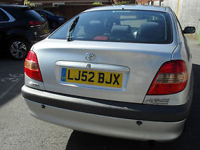 TOYOTA AVENSIS VERMONT WITH NEW MOT image 3