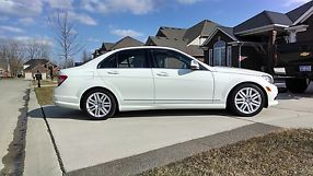 2008 Mercedes-Benz C300 Sport Sedan 4-Door 3.0L Very Low Miles image 1