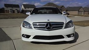 2008 Mercedes-Benz C300 Sport Sedan 4-Door 3.0L Very Low Miles image 2