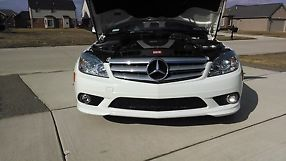 2008 Mercedes-Benz C300 Sport Sedan 4-Door 3.0L Very Low Miles image 3
