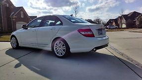2008 Mercedes-Benz C300 Sport Sedan 4-Door 3.0L Very Low Miles image 8