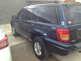 Jeep Grand Cherokee Limited (4x4) (2000) 4D Wagon 4 SP Automatic 4x4 (4.7L -... image 7
