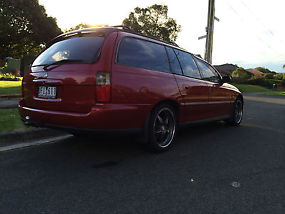 Holden Commodore 2001 equip wagon image 6