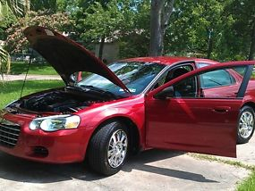 2006 Chrysler Sebring Sedan 4-Door Low Mileage image 3