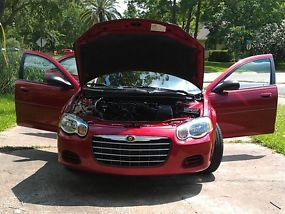 2006 Chrysler Sebring Sedan 4-Door Low Mileage image 4