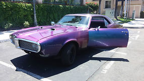 1968 Pontiac Firebird Base Coupe 2-Door 4545.7L image 1