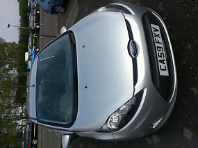2010 Ford Fiesta ECOnetic 1.6 TDCI 5 Doors Diesel Silver Manual, Excellent drive
