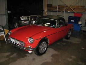 MGB Tourer 1968 discounted $10.00 each day till sold