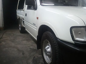 1999 Holden Rodeo low kms TFR9 image 2