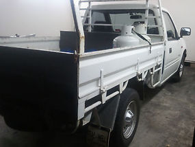1999 Holden Rodeo low kms TFR9 image 7